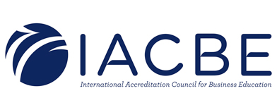 iacbe accredited logo