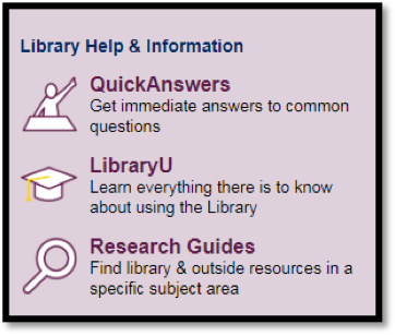 university of arizona global campus library help