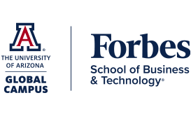 forbes school of business and technology logo